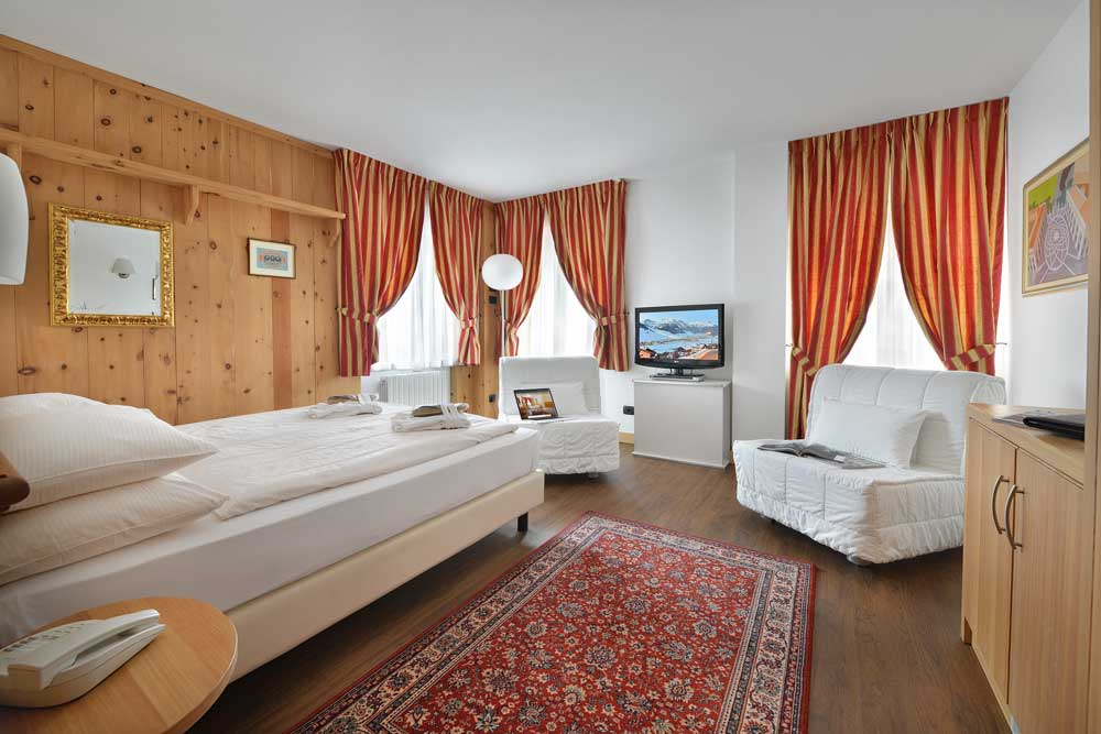Hotel Livigno Junior Suite